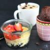 Mug Cakes - drei gesunde Rezepte