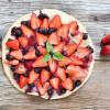 Fruchtpizza - Super schnell mit 3 Zutaten