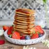 Gesunde Pancakes - mit nur 3 Zutaten!