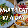 What I eat in day - Australien - mit 3 Rezepten