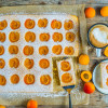 Fluffiger Aprikosenkuchen vegan