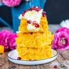 Saftiges Karotten Maisbrot vegan & glutenfrei
