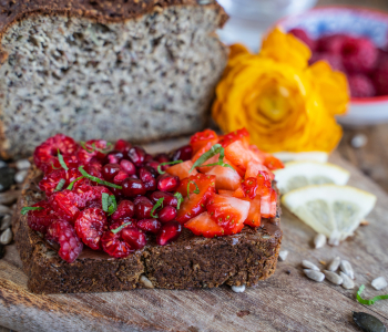 Low Carb Proteinbrot