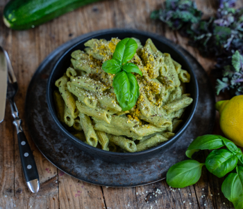 Superfood Pesto Pasta