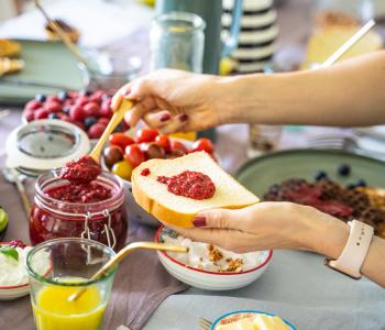 Chia-Marmelade selber machen - gesund & vegan