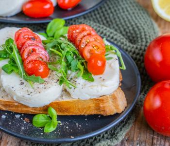 Veganer Mozzarella selber machen