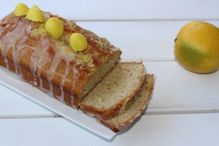 Zitronenkuchen mit Jogurt | leicht und lecker