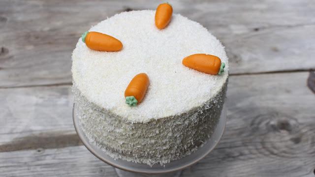 Karotten-Kokos-Torte | Rüeblitorte Deluxe