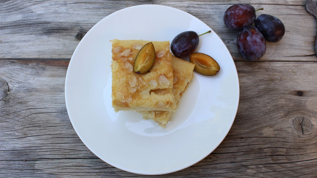 5-Minuten Buttermilch-Blechkuchen | Tassenkuchen