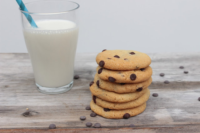 Chocolate Chip Cookies | Schokoladenkekse