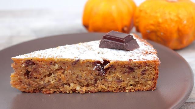 Kürbis-Schoggi-Kuchen