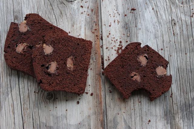 Mississippi Cake | Rührkuchen mit Schokoladenstängel