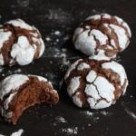 Snowcap Cookies Schoko Kekse