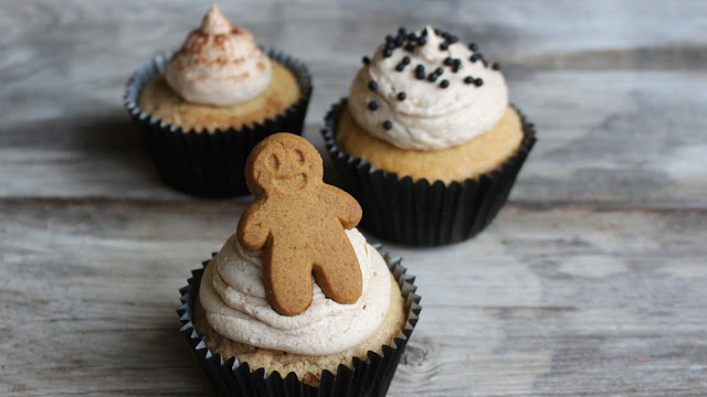 Zimt-Cupcakes | Cinnamon Cupcakes