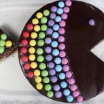 Zebrakuchen Regenbogenfisch - GeburtstagskuchenMrs Flury