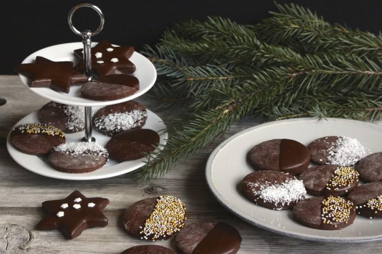 Schokoladenkekse | Ausstecherli