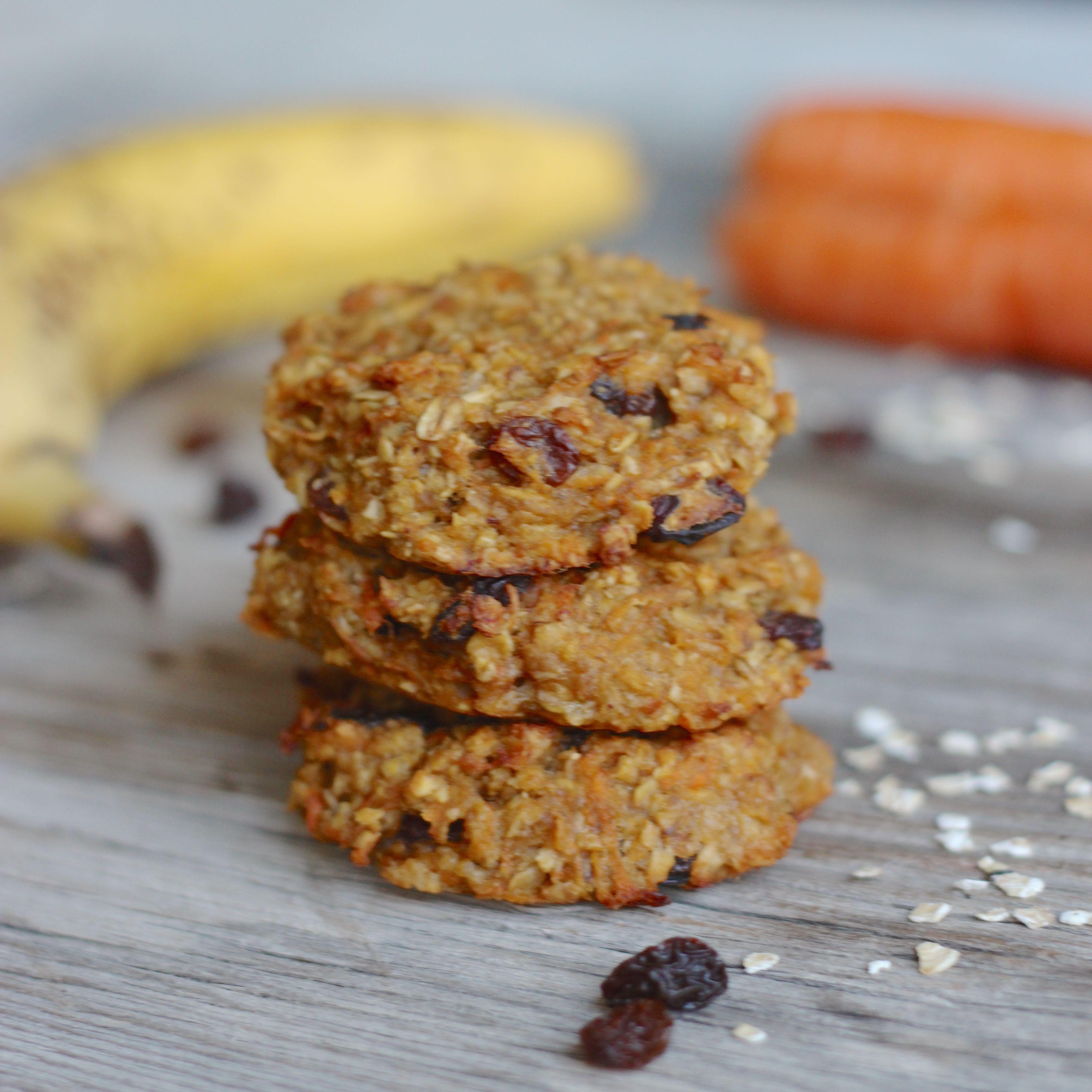 karotten apfel cookies ohne zucker ohne mehl gesund. Black Bedroom Furniture Sets. Home Design Ideas
