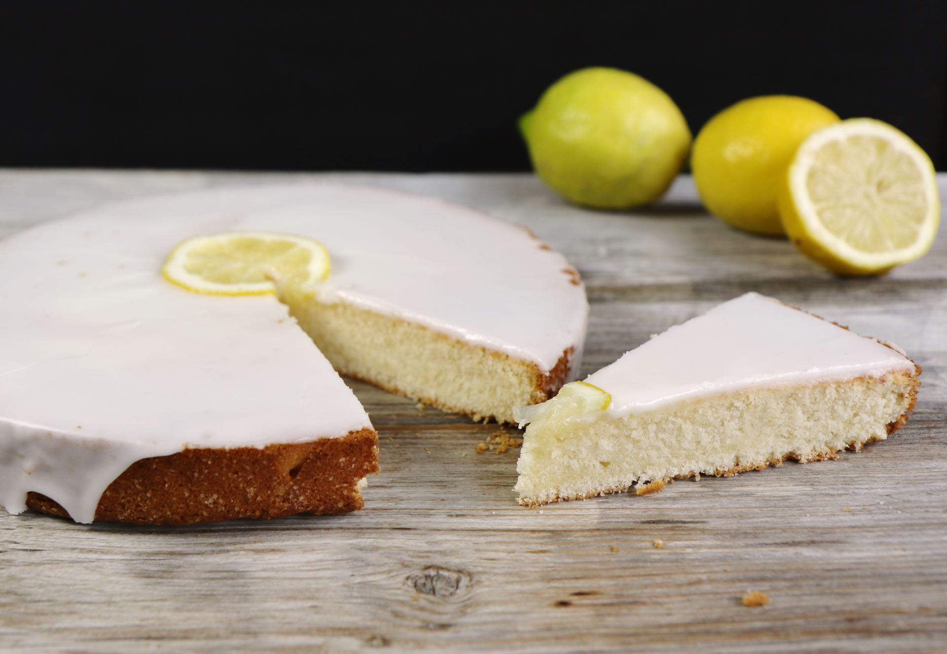 Zitronenkuchen Einfacher Ruhrkuchen Mrs Flury Gesund Essen Leben