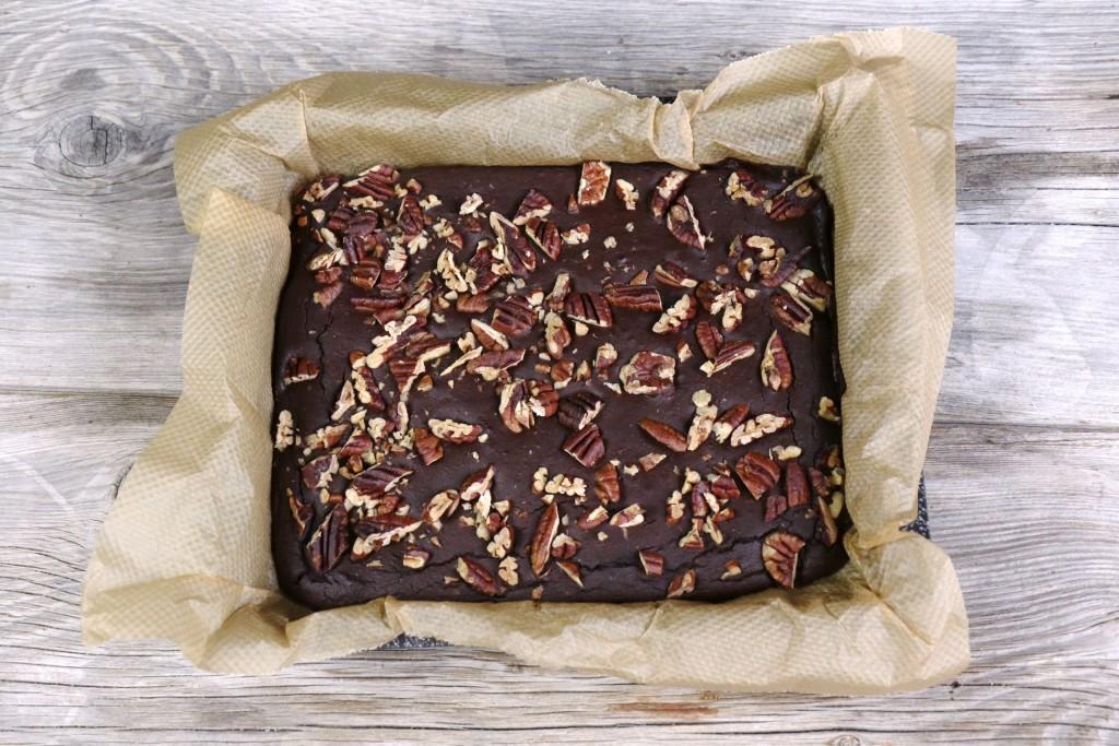brownies black beans