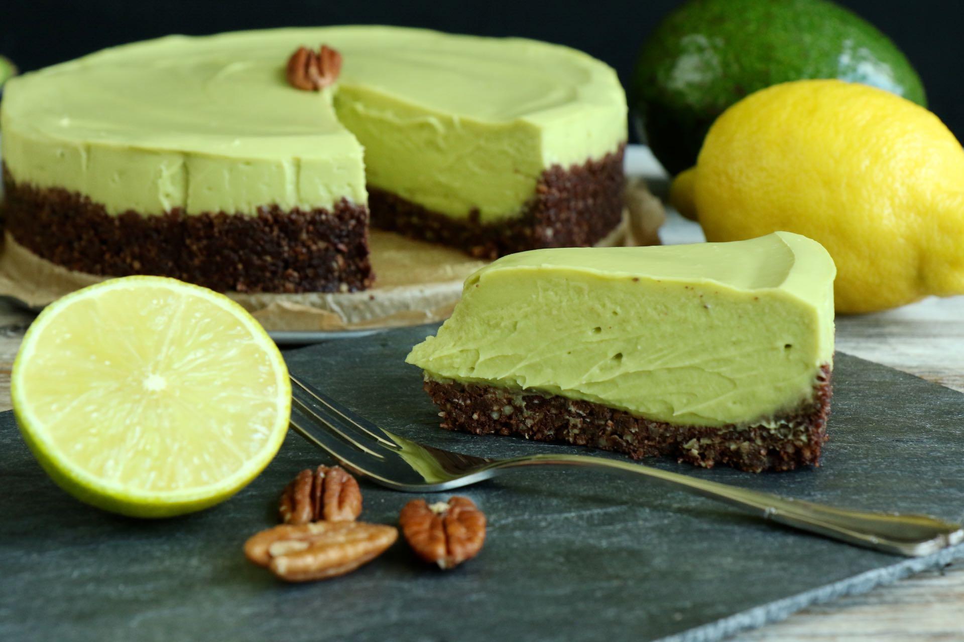 Avocado Cheesecake Blog 2 Mrs Flury Gesund Essen Leben
