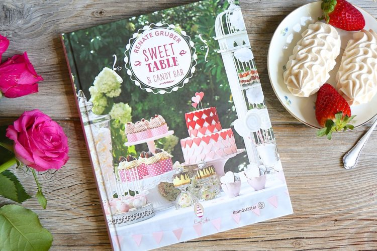 Buchvorstellung: Sweet Table & Candy Bar von Renate Gruber
