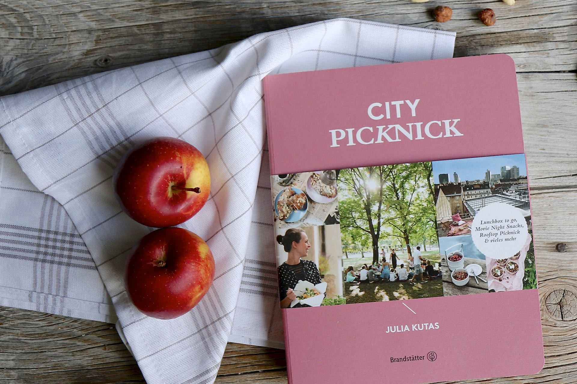 Cover Buch City Picknick