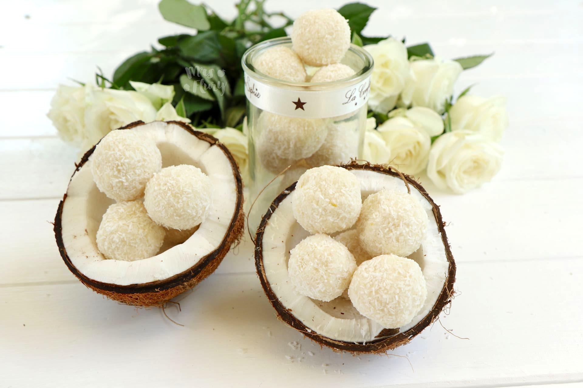 kokoskugeln coconutballs