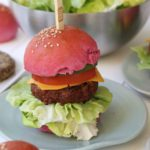 Vegane Burger Patties / Bratlinge Rezept
