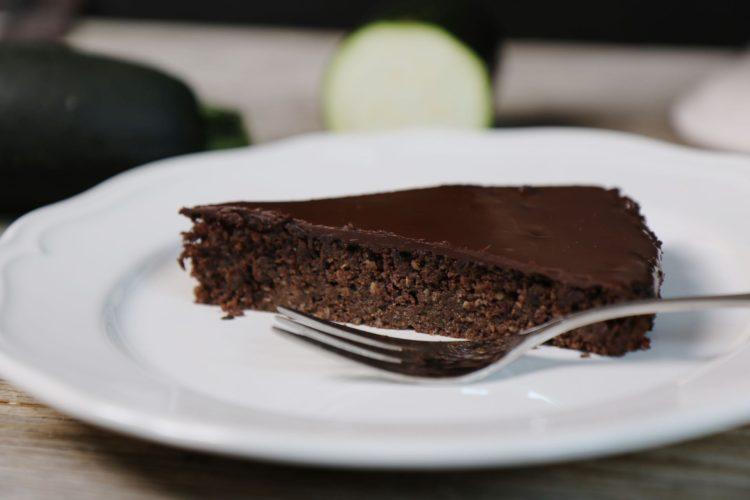 Zucchini-Schoko-Kuchen low carb
