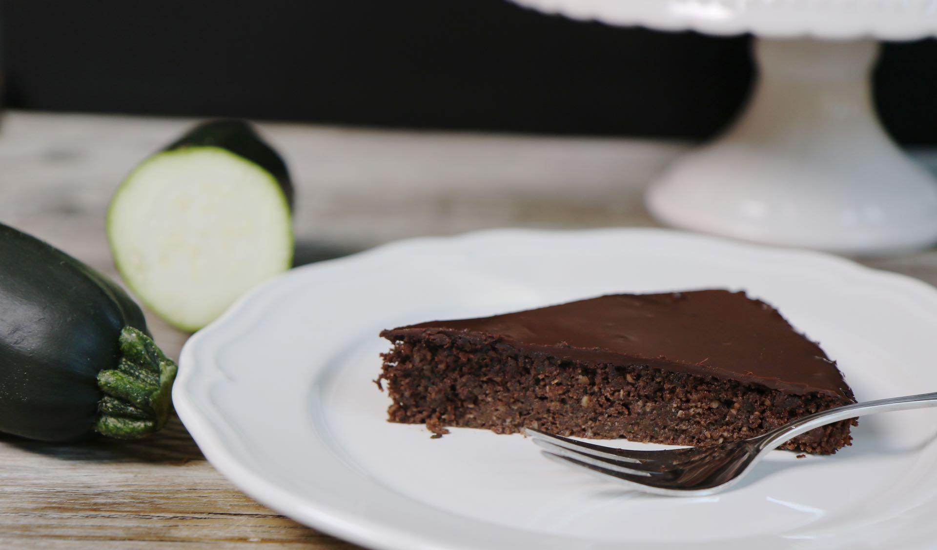 Zucchini Kuchen Blog Mrs Flury Gesund Essen Leben