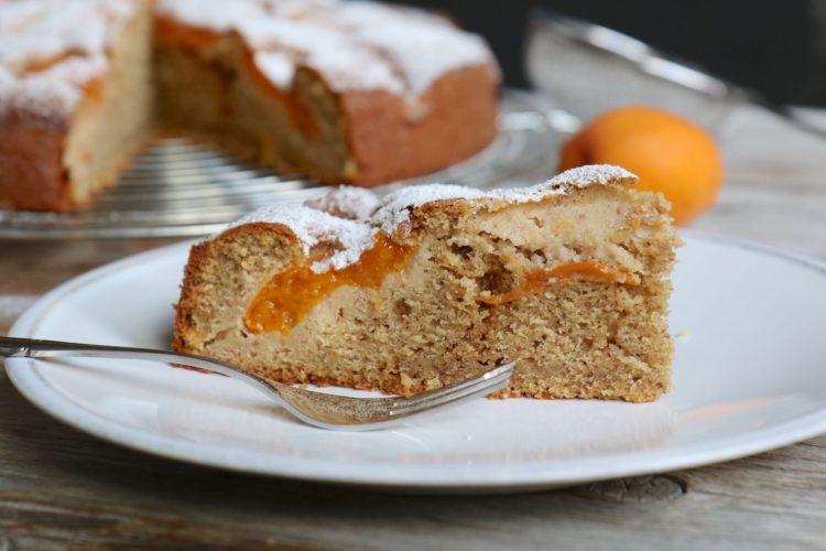 Super saftiger Aprikosenkuchen | Marillenkuchen