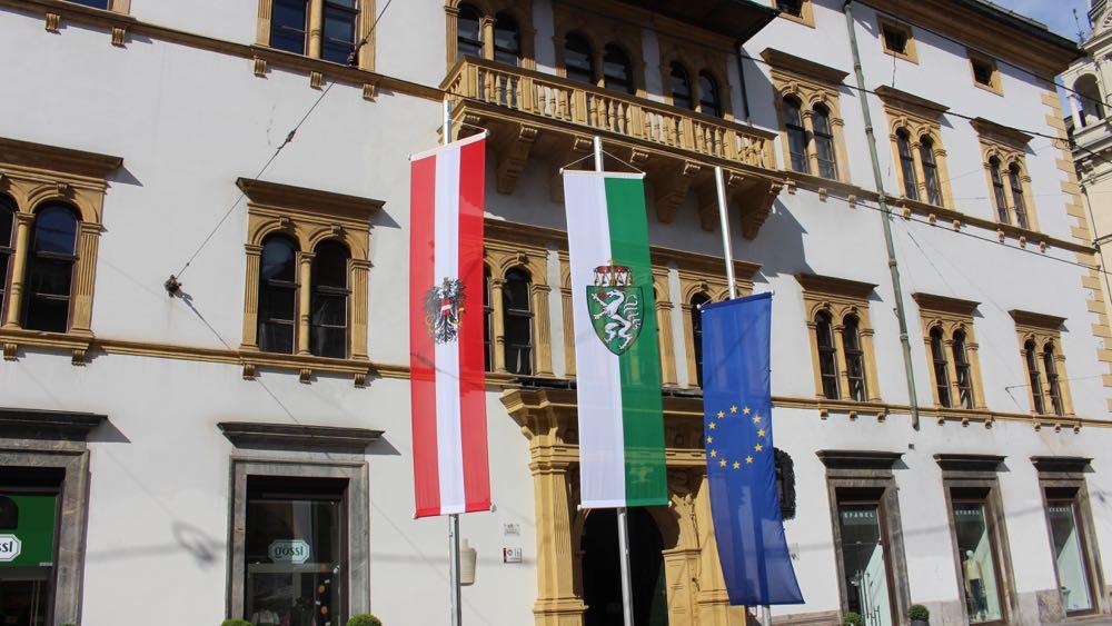flaggen Österreich steiermark