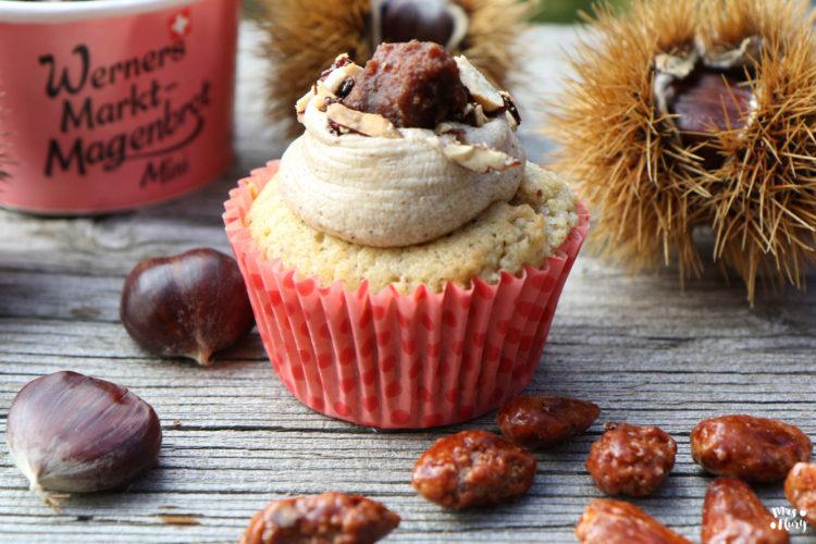 Herbschtmäss Cupcakes | Jahrmarkt Cupcakes