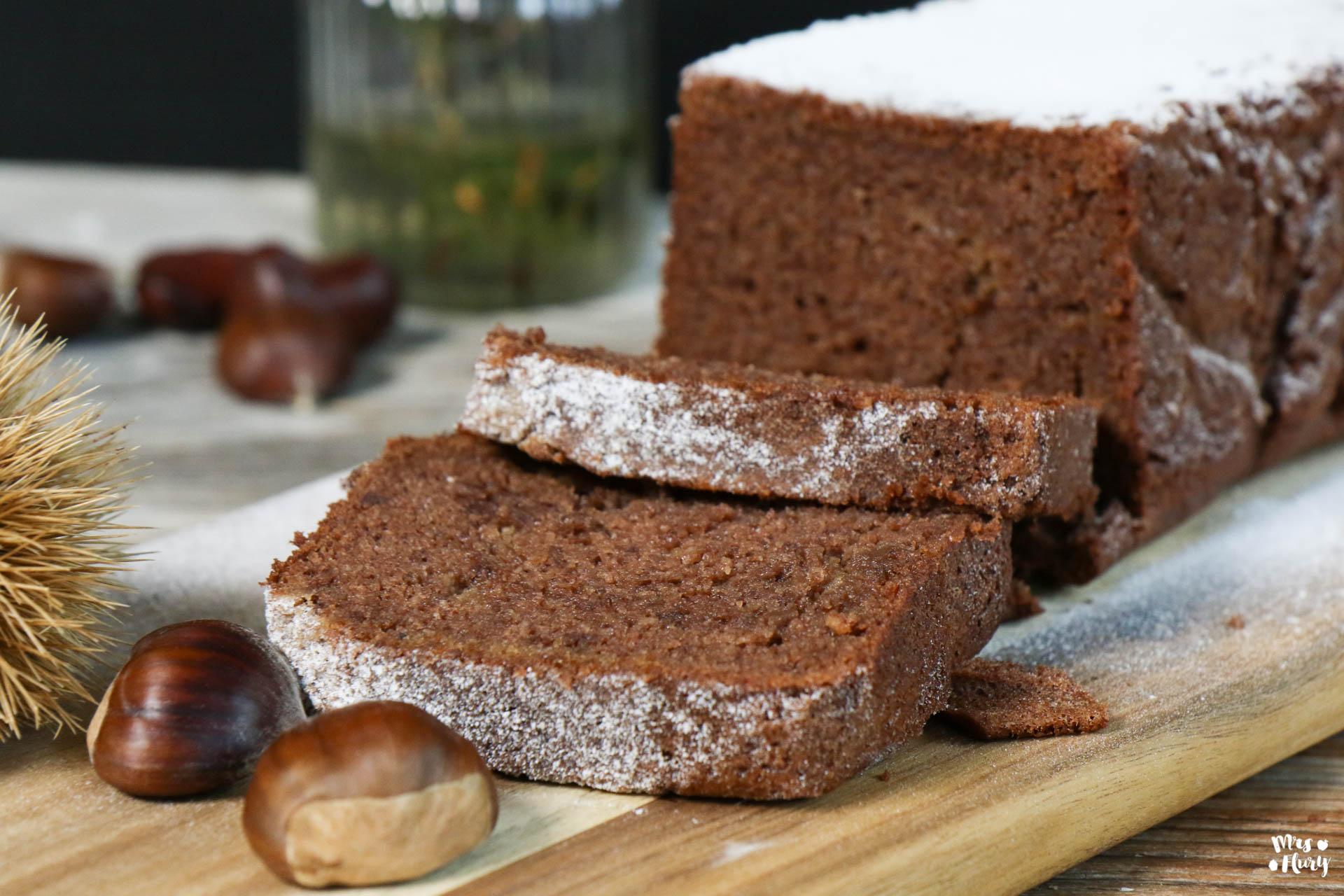 Kuchen glutenfrei kastenform