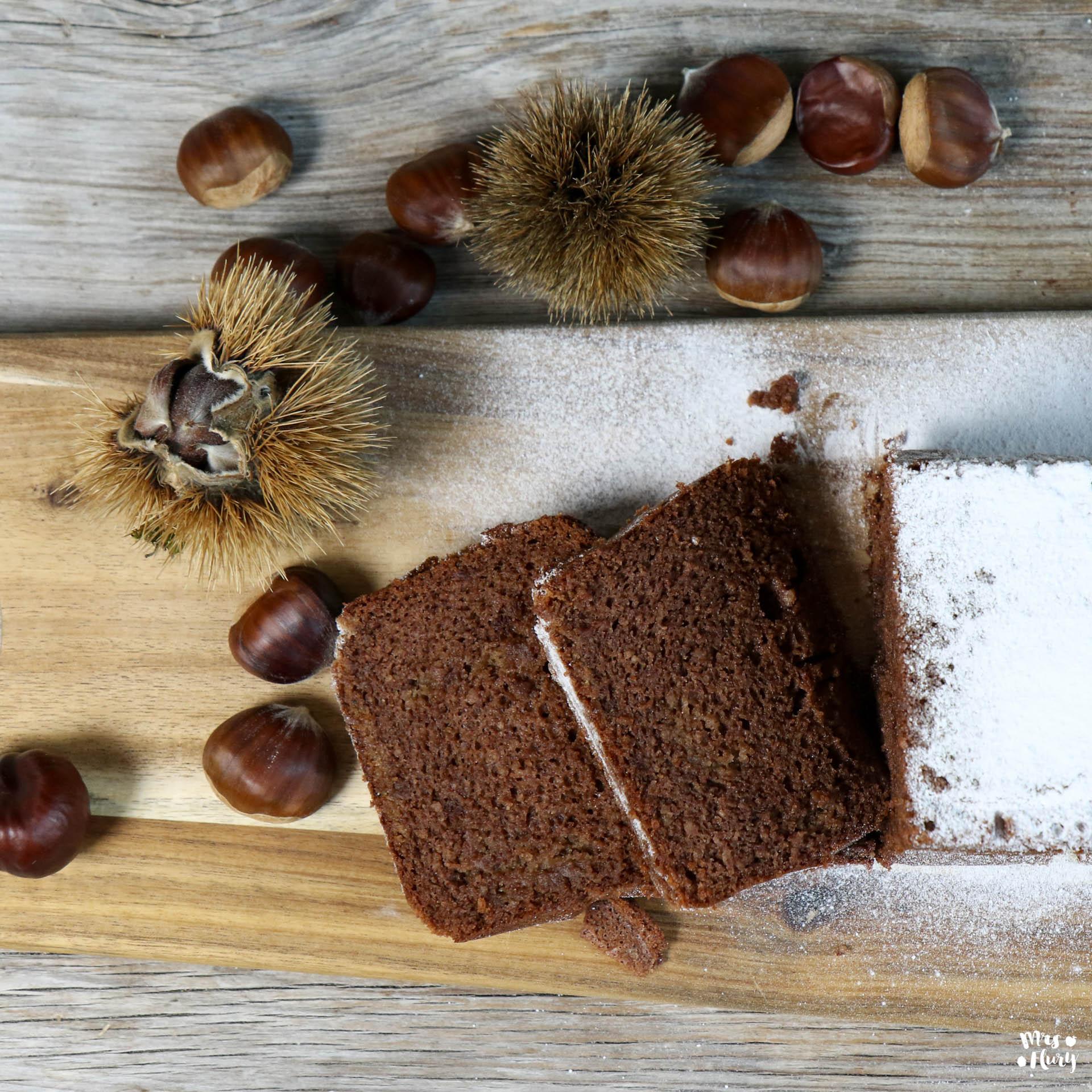 Marroni Kuchen Quad2 1 Von 1 Mrs Flury Recipes Lovely Easy