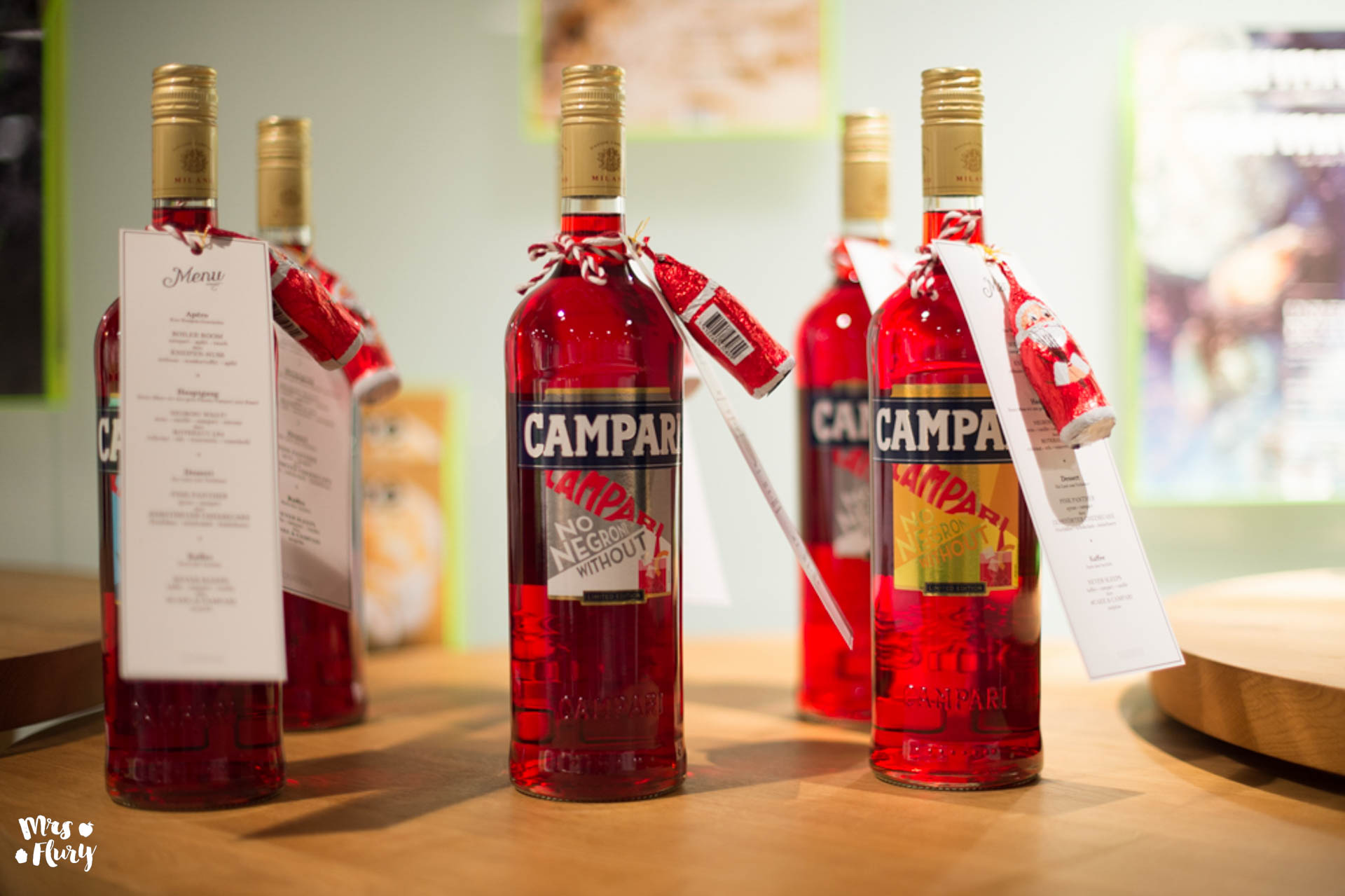 Campari Mrs Flury