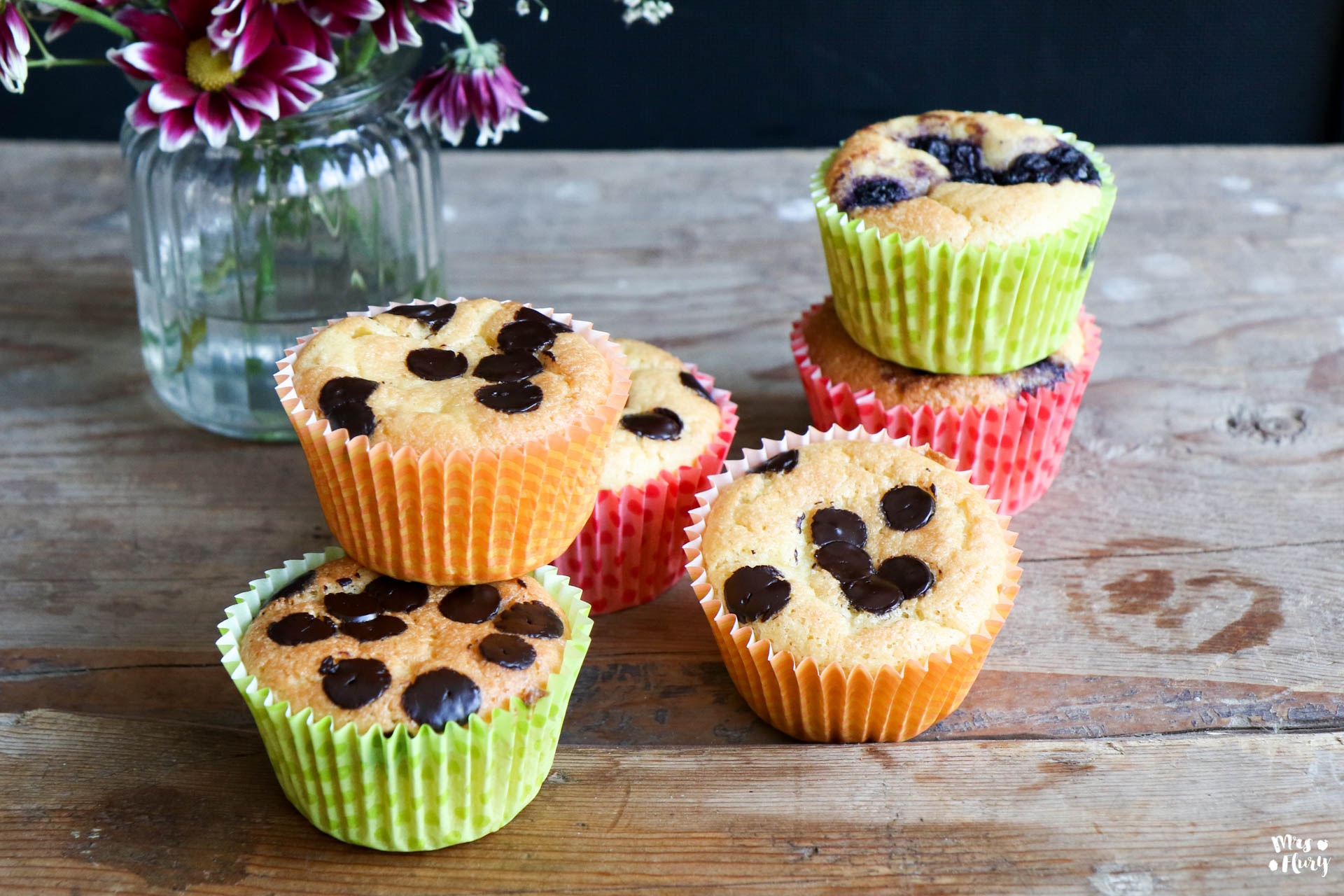 Low Carb Muffins Mrs Flury