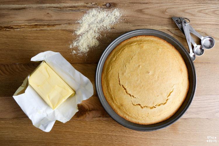 Cornbread – Amerikanisches Maisbrot