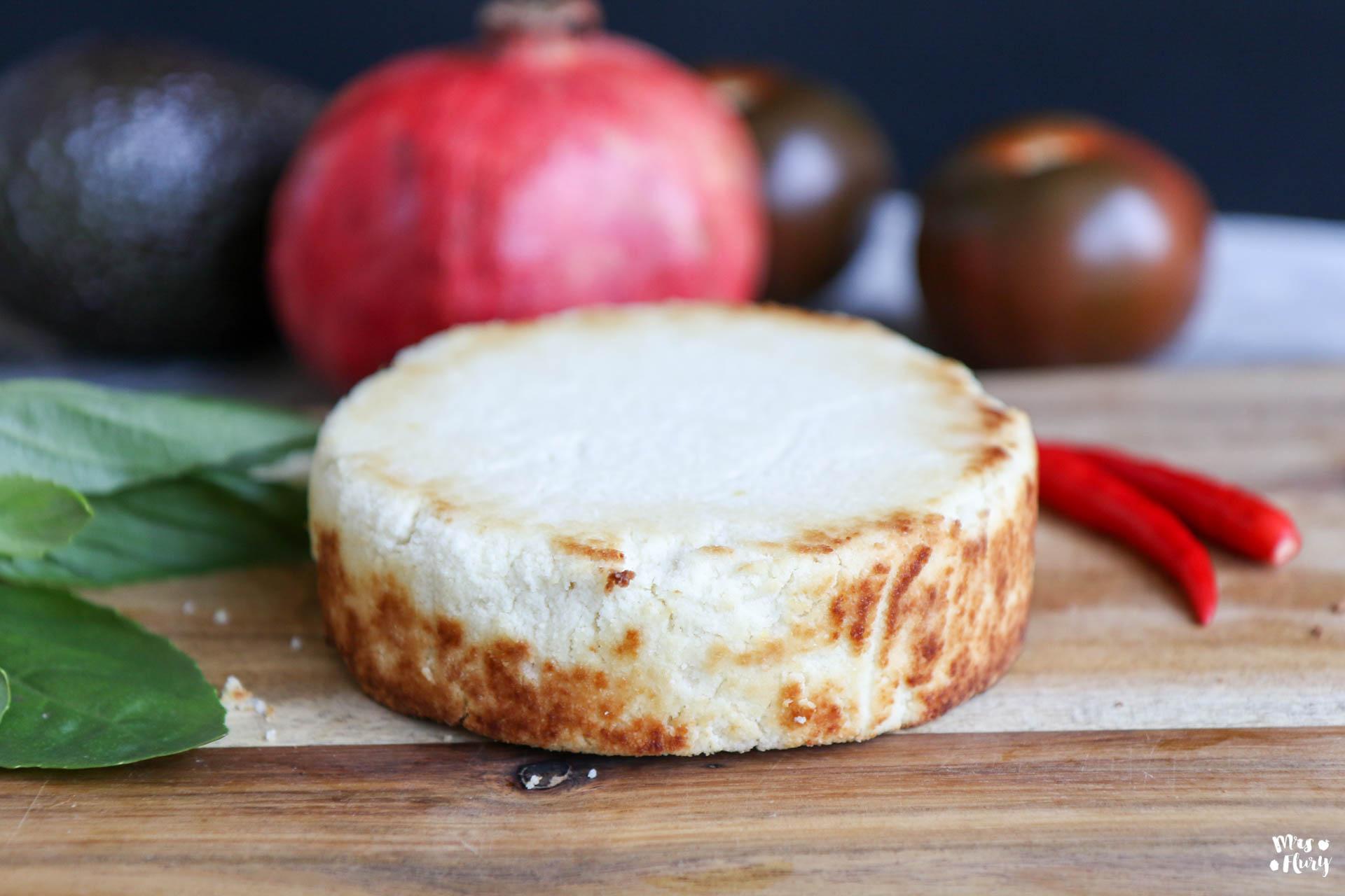 veganer Käse vegan cheese