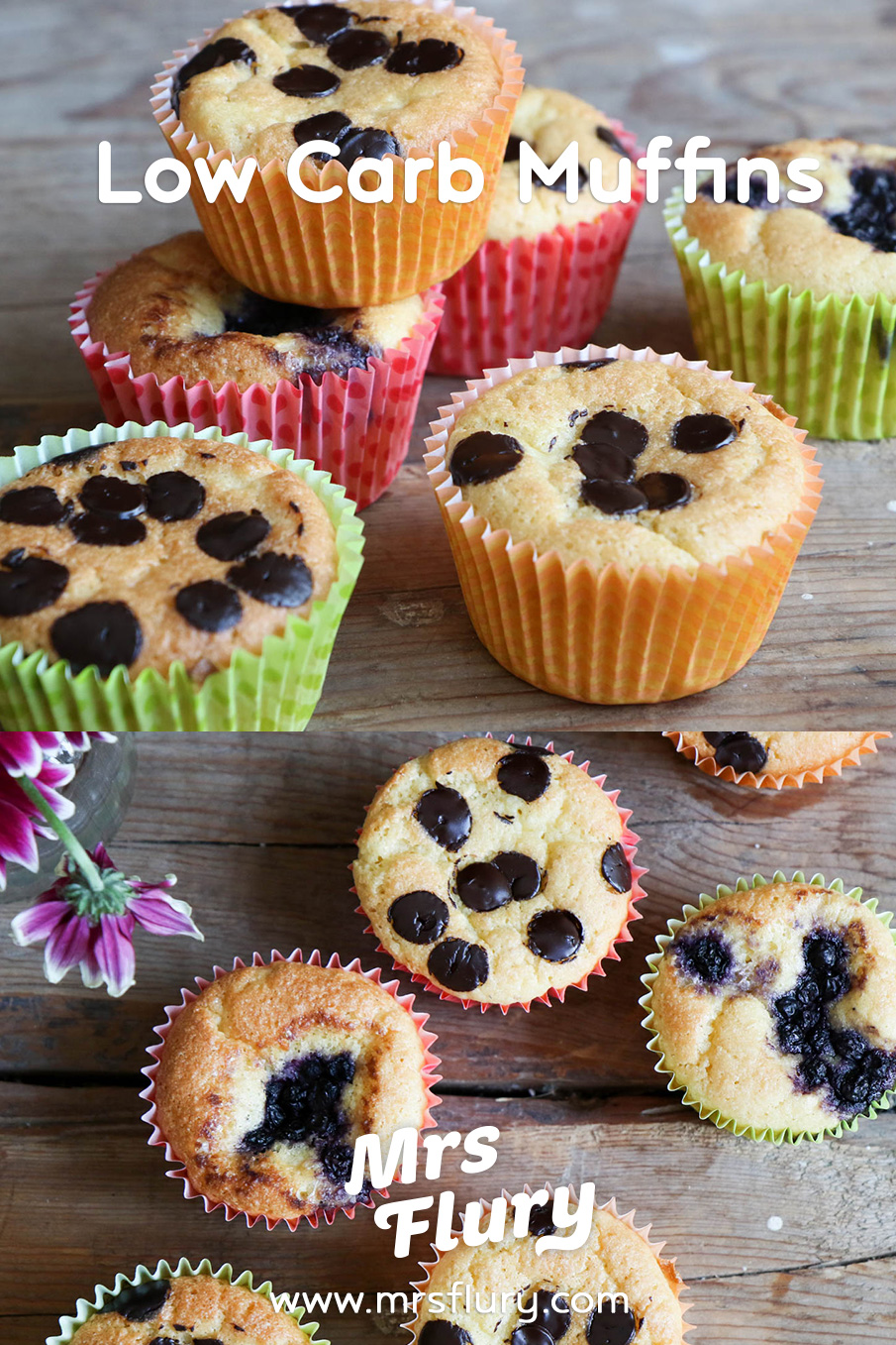 Low Carb Muffins Rezept Mrs Flury