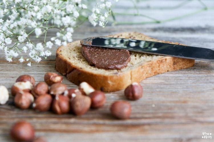 Erdnussbutter I Gesundes Nutella I DIY