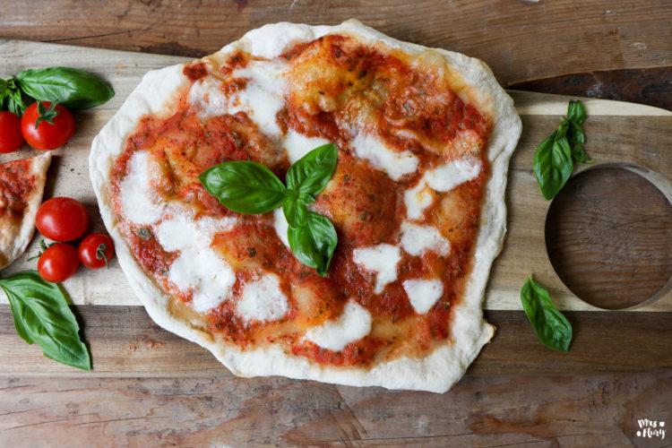Bester Pizzateig wie beim Italiener