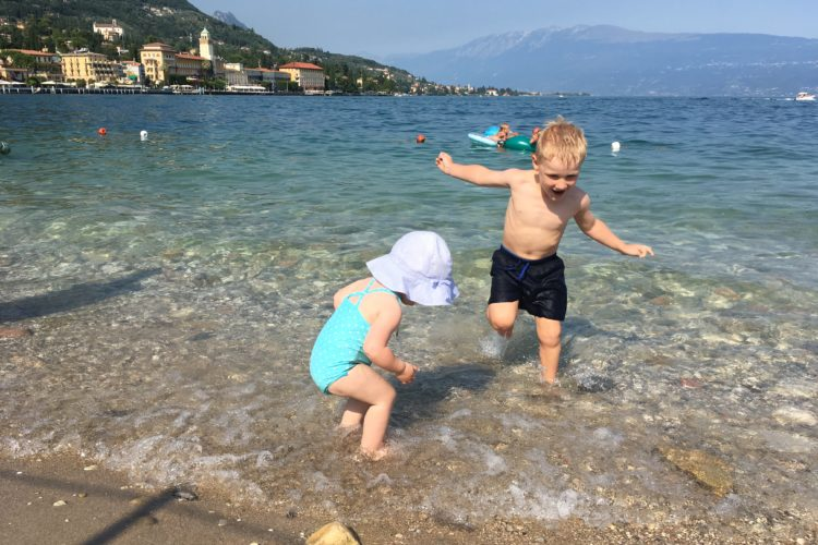 Urlaub 2017 mit Kindern in Österreich / Gardasee