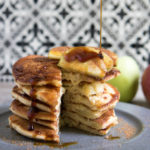 Apfel Pfannkuchen wie von Oma - einfaches Rezept Mrs Flury