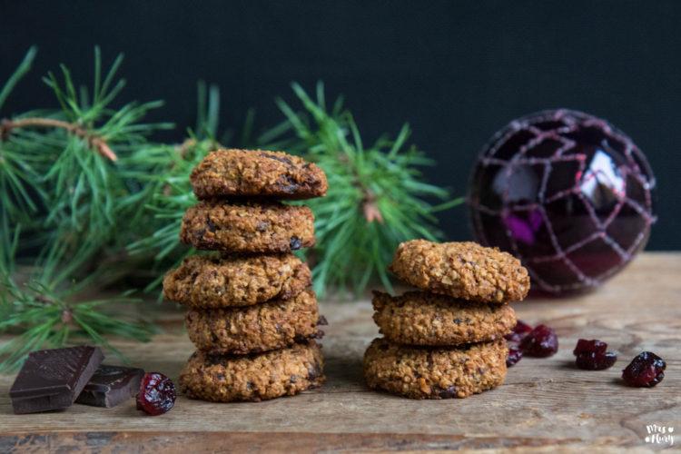 Gesunde Cookies in nur 10 Minuten!