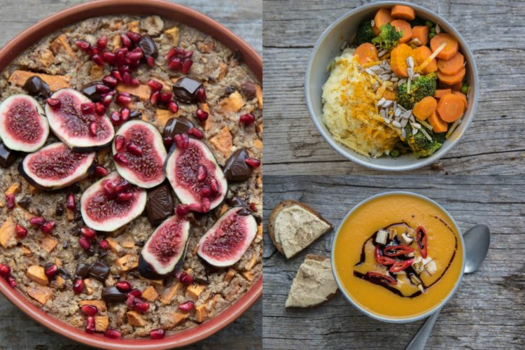 What I eat in a day – 3 gesunde Rezepte