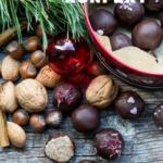 Gesunde Kokos Dattel Kugeln / Konfekt Mrs Flury