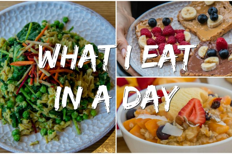 What I eat in day – Australien – mit 3 Rezepten