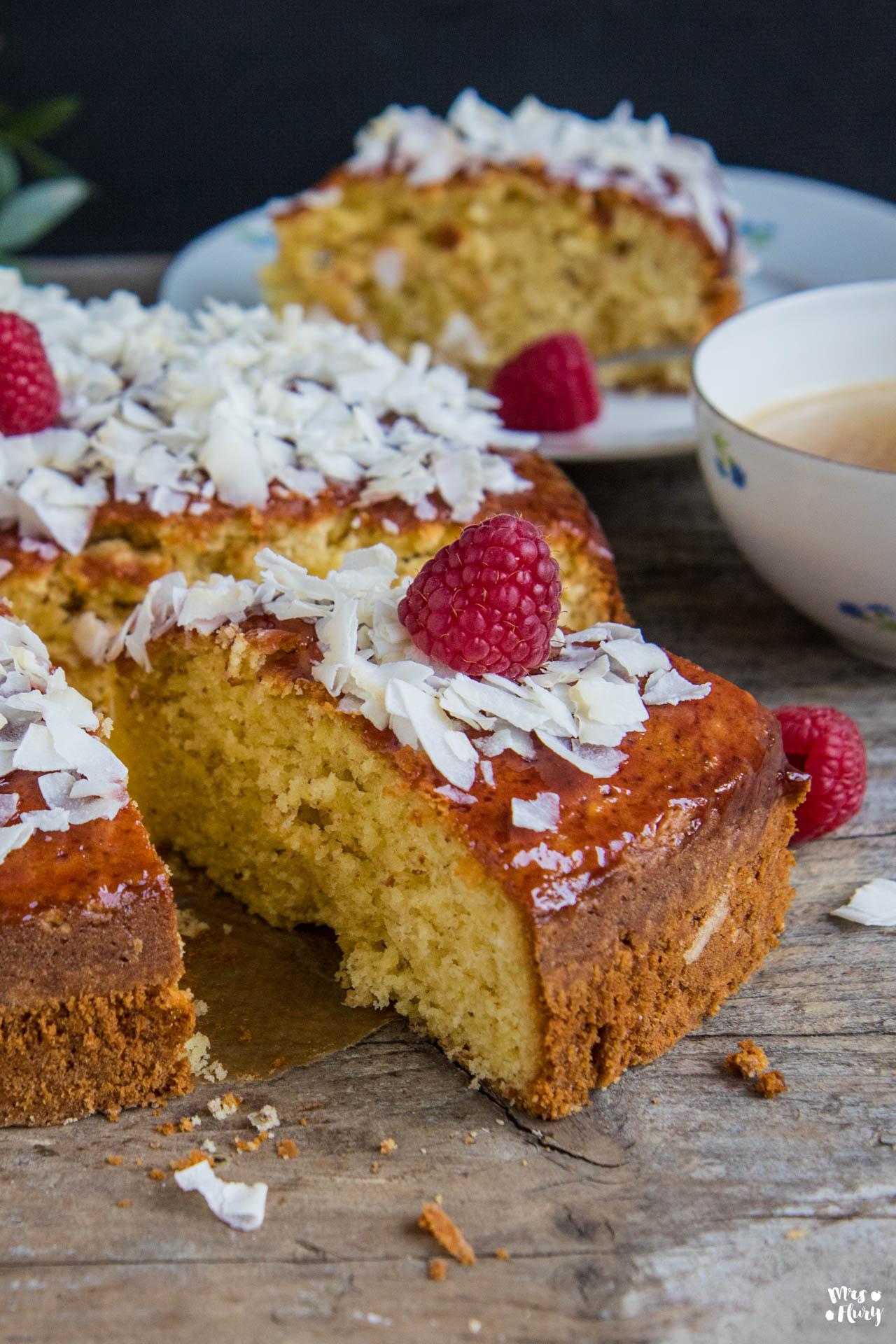 Saftiger Dinkel Jogurt Tassenkuchen Mrs Flury Gesund Essen Leben
