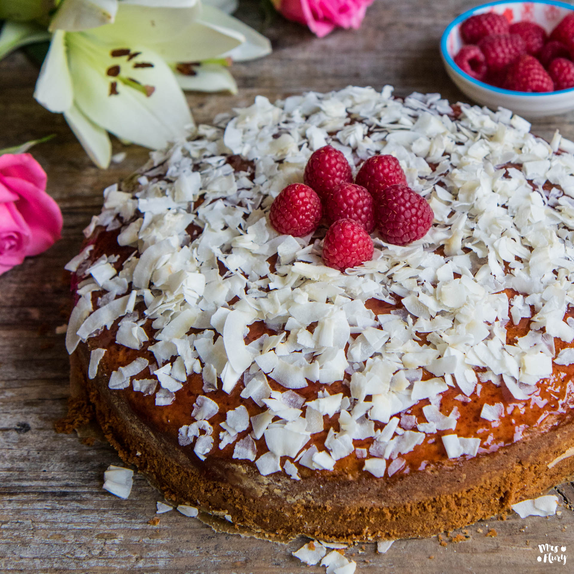 Kenwood Kuchen Quad Mrs Flury Gesund Essen Leben